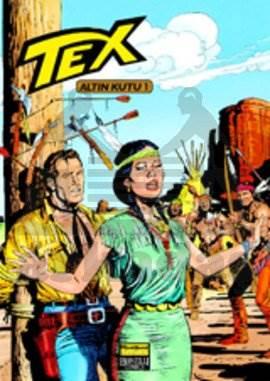 Tex Altın Kutu 1 (12 Dergi Takım)