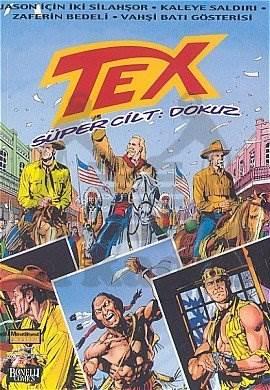 Tex Süper Cilt: 9