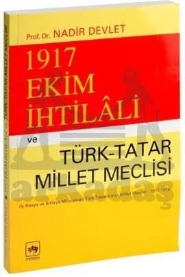 1917 Ekim İhtilali ve Türk-Tatar Meclisi