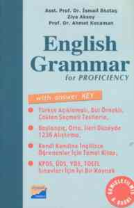 English Gramer for Proficieny with Answer KEY