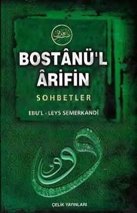 Bostanü'l-Arifin - Sohbetler (Ciltli)