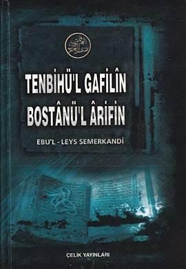 Tenbihül Gafilin Bostanü'l Arifin/ Ebul leys'den