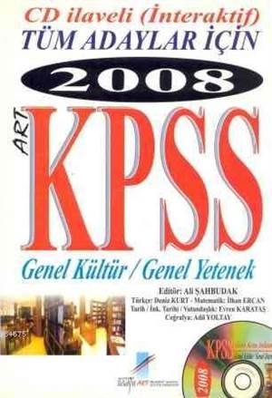 Tüm Adaylar İçin KPSS Genel Kültür - Genel Yetenek; CD İlaveli