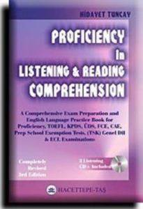 Proficiency in Listening & Reading Comprehension
