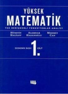 Yüksek Matematik 1 Tek Degişkenli Fonksiyonların Analizi