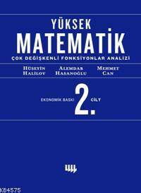 Yüksek Matematik 2 Çok Değişkenli Fonksiyonlar Teorisi