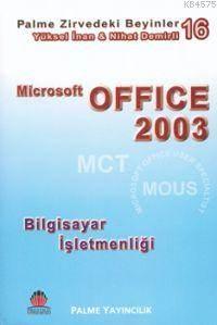 Ms Office 2003; Zirvedeki Beyinler 16