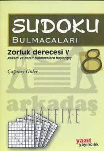 Sudoku Bulmacaları Zorluk Derecesi 5 Rakam ve Harfli Bulmacalara Başlangıç