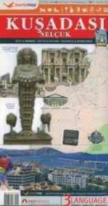 Touristmap Kuşadası / Selçuk Harita ve Rehberi