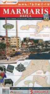 Touristmap Marmaris / Datça Harita ve Rehberi