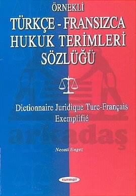 Türkçe-Fransizca Hukukterimleri Söz.