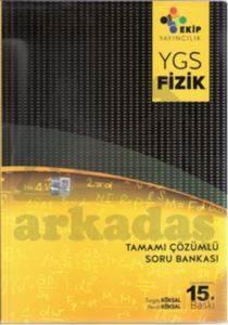 Ekip Yayınları YGS Fizik Tamamı Çözümlü Soru Bankası