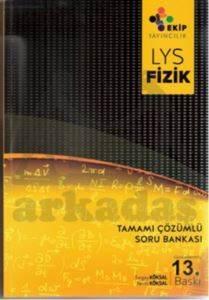 Ekip Yayınları LYS Fizik Tamamı Çözümlü Soru Bankası