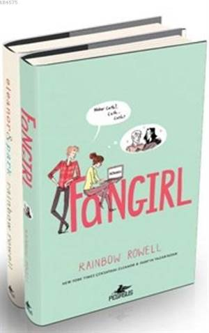 Eleanor Park Ve Fangirl (2 Kitap Ciltli Set)