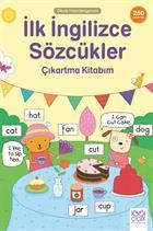 İlk İngilizce Çıkartma Kitabım