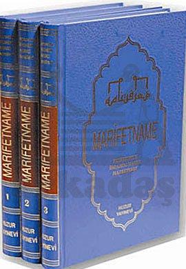 Marifetname 3 Kitap Takım Kutulu