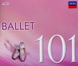 101 Ballet [6 Cd]