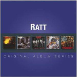 Ratt Original Album Series