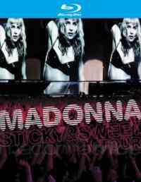 Madonna / Sricky & Sweet Tour (Blu Ray + CD)