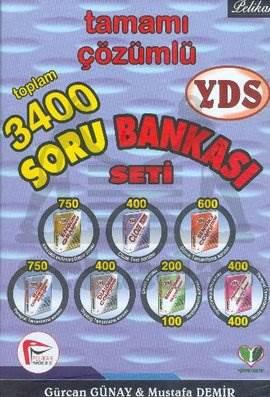 YDS Soru Bankası S ...