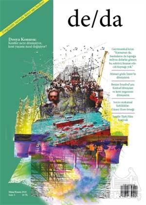 De/Da Dergisi Sayı: 5 Ekim-Kasım 2018