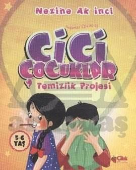 Cici Çocuklar - Temizlik Projesi