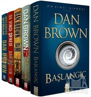Dan Brown Serisi ( ...