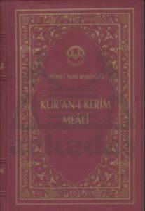 Kur'an-ı Kerim Mea ...