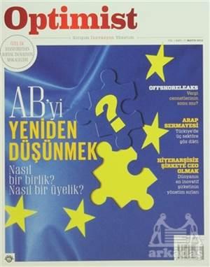 Optimist Dergisi Sayı: 5