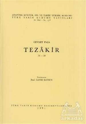 Tezakir 21-39