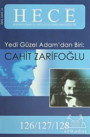 Hece Aylık Edebiyat Dergisi Özel Sayı: 14 / 126-127-128