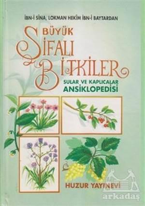 Büyük Şifalı Bitkiler, Sular Ve Kaplıcalar Ansiklopedisi (2. Hamur)