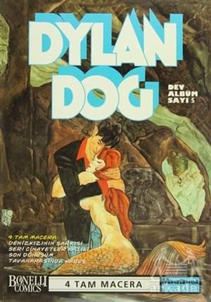 Dylan Dog Dev Albüm Sayı: 5