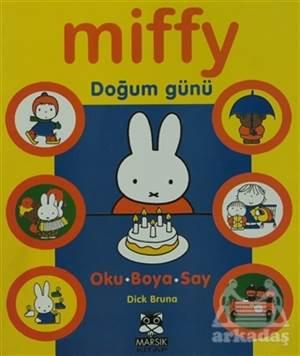 Miffy - Doğum Günü