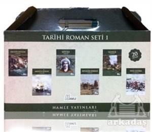 Tarihi Roman Seti - 1 (20 Kitap Takım)