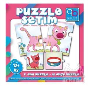 Q Bebek Puzzle Setim