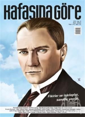 Kafasına Göre Dergisi Sayı: 20 Mayıs - Haziran 2018