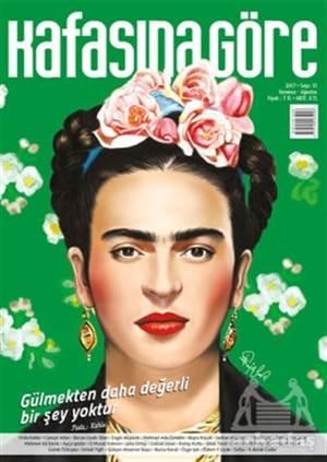 Kafasına Göre Dergisi Sayı: 15 Temmuz - Ağustos 2017