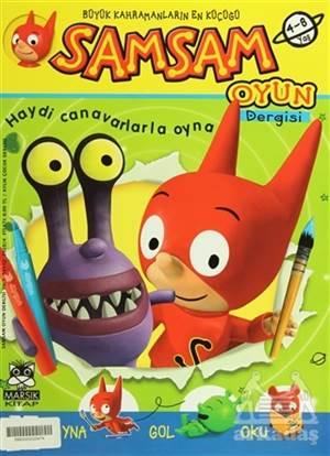 Samsam Oyun Dergisi Sayı: 2 (2010/04)