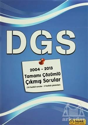 DGS 2004 2013 Tamamı Çözümlü Çıkmış Sorular 2014
