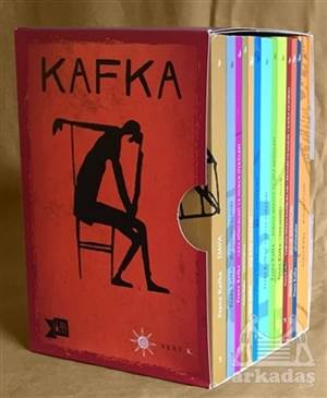 Franz Kafka Kitapl ...