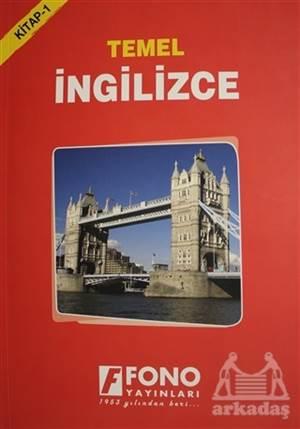 Temel İngilizce (3 Kitap + 3 CD)