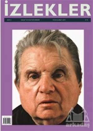 İzlekler Sanat Ve Kültür Dergisi Sayı: 4 Ocak - Şubat 2019