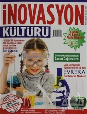 İnovasyon Kültürü Dergisi Sayı: 7 Aralık 2018