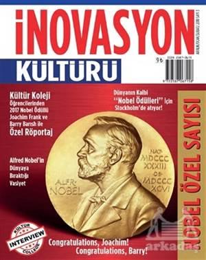 İnovasyon Kültürü Dergisi Sayı: 3 Aralık 2017