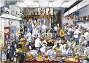 Heye Bon Appetit Puzzle 1500 Parça