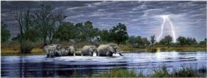 Heye Puzzle Herd <br/>of Elephants  ...