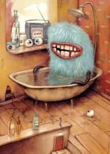 Heye Puzzle <br/>Bathtub 1000  ...
