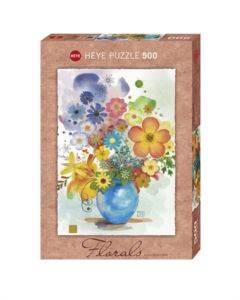 Heye Puzzle Floral ...