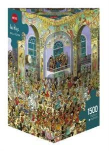 Heye Puzzle Prades Ballroom 1500 parça